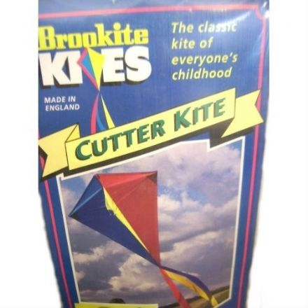 Cutter Kite No 2. Approx. Size 60cm x 46cm